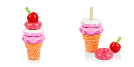 Sunnylife Ice Cream Stacking Toy - Bloomingdale's_2