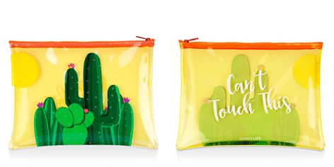 Sunnylife Cactus See Thru Pouch - Bloomingdale's_2
