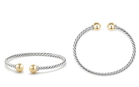David Yurman Solari Bracelet with Diamonds and 18K Gold - Bloomingdale's_2