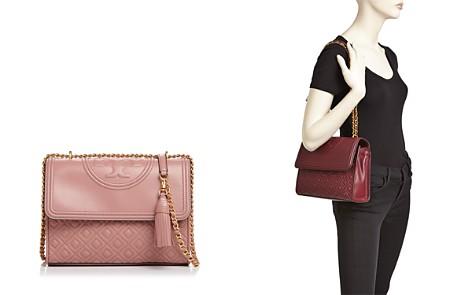 Tory Burch Fleming Convertible Leather Shoulder Bag - Bloomingdale's_2