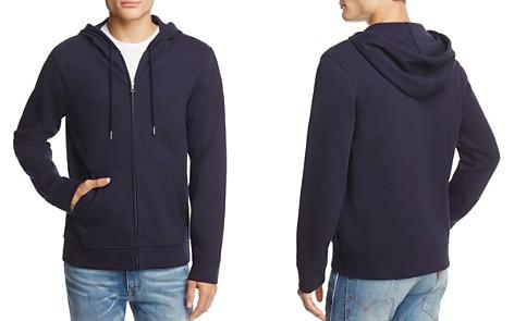 A.P.C. Roadie Zip Hooded Sweatshirt - Bloomingdale's_2