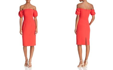 Black Halo Arden Off-the-Shoulder Dress- 100% Exclusive - Bloomingdale's_2