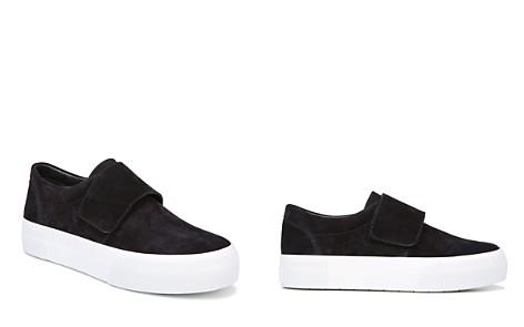Vince Women's Suede Cage Platform Sneakers - Bloomingdale's_2