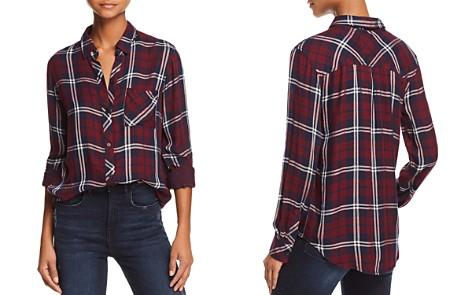 Rails Gemini Metallic Plaid Shirt - Bloomingdale's_2