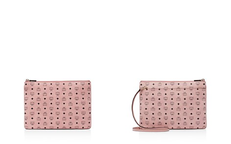 MCM Visetos Pouch Crossbody - Bloomingdale's_2