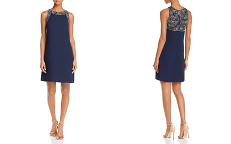 Aidan Mattox Beaded Sheath Dress - 100% Exclusive - Bloomingdale's_2