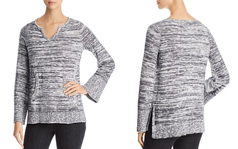 Heather B Marled Sweater - Bloomingdale's_2