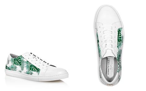 Kenneth Cole Men's KAM Tropical Print Low Top Sneakers - 100% Exclusive - Bloomingdale's_2