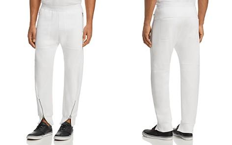 Helmut Lang Zip Jogger Sweatpants - Bloomingdale's_2