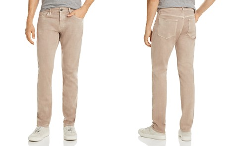 PAIGE Transcend Federal Slim Fit Pants in Vintage Wicker - 100% Exclusive - Bloomingdale's_2
