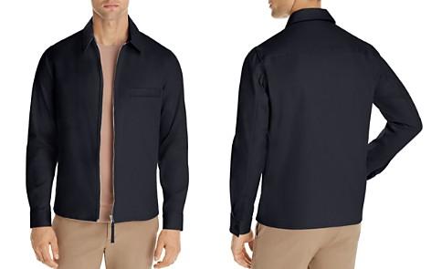 Theory Rye Zip Jacket - 100% Exclusive - Bloomingdale's_2