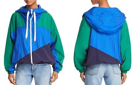 KENDALL and KYLIE Color-Block Windbreaker Jacket - Bloomingdale's_2