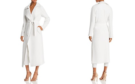 KENDALL and KYLIE Long Trench Coat - Bloomingdale's_2