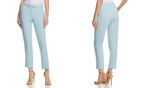 Theory Ibbey Straight-Leg Pants - 100% Exclusive - Bloomingdale's_2