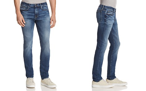 FRAME L'Homme Slim Fit Jeans in Bayfield - Bloomingdale's_2