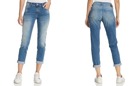 Mavi Emma Boyfriend Jeans in Indigo Ripped Nolita - Bloomingdale's_2