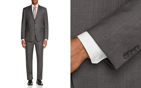 Michael Kors Sharkskin Classic Fit Suit - 100% Exclusive - Bloomingdale's_2