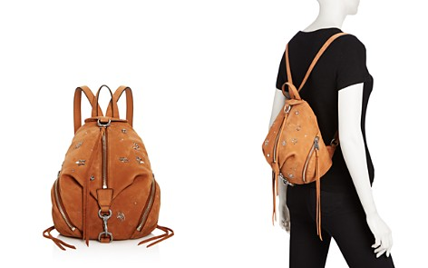 Rebecca Minkoff Medium Julian Nubuck Backpack - 100% Exclusive - Bloomingdale's_2
