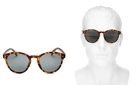 Polaroid Polarized Round Sunglasses, 49mm - Bloomingdale's_2