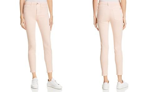 Joe's Jeans The Charlie Skinny Slit-Hem Ankle Jeans in New Rose - Bloomingdale's_2