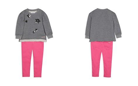 Hudson Girls' Sequin-Star Sweatshirt & Slim-Fit Pants Set - Baby - Bloomingdale's_2