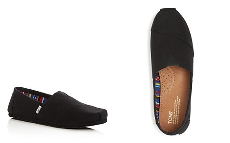 TOMS Men's Classic Canvas Slip-Ons - Bloomingdale's_2