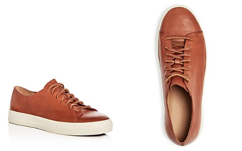 Vince Men's Luggage Leather Lace Up Sneakers - Bloomingdale's_2