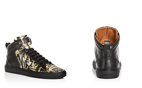 Bally Men's Hedo Leather High Top Sneakers - Bloomingdale's_2