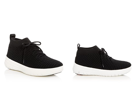 FitFlop Women's Uberknit Mid Top Sneakers - Bloomingdale's_2