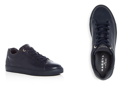 Harrys of London Men's Tom Leather Lace Up Sneakers - Bloomingdale's_2