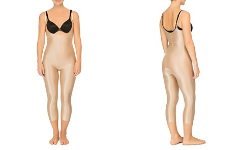 SPANX® Suit Your Fancy Plunge Open-Bust Bodysuit - Bloomingdale's_2