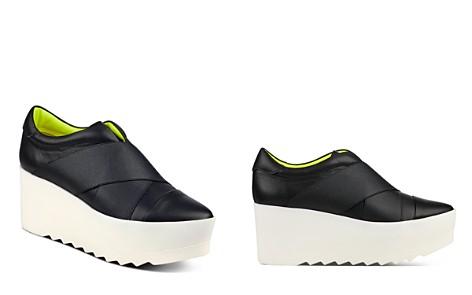 KENDALL and KYLIE Women's Tasha Platform Wedge Slip-On Sneakers - Bloomingdale's_2