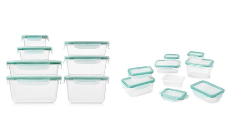 OXO 16-Piece Smart Seal Plastic Container Set - Bloomingdale's_2