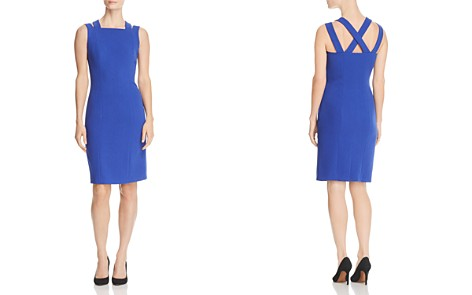 BOSS Daphima Crisscross-Strap Dress - 100% Exclusive - Bloomingdale's_2