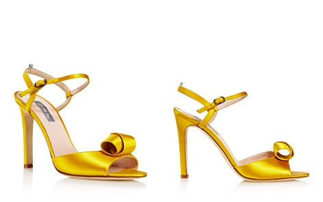 SJP by Sarah Jessica Parker Women's Ferry Satin Ankle Strap Sandals - 100% Exclusive - Bloomingdale's_2