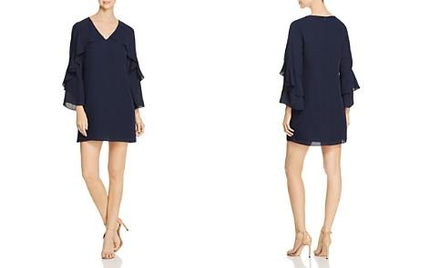 Kobi Halperin Bethenny Ruffle-Sleeve Shift Dress - Bloomingdale's_2