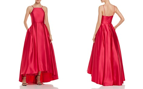 Avery G Satin Ball Gown - 100% Exclusive - Bloomingdale's_2