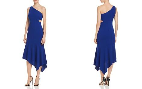 Decode 1.8 One-Shoulder Cutout Dress - 100% Exclusive - Bloomingdale's_2