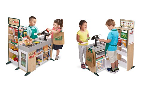 Melissa & Doug Fresh Mart Grocery Store Accessories Set - Ages 3+ - Bloomingdale's_2