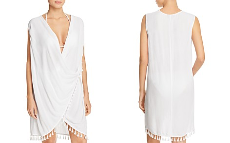 ATHENA Bazaar Beauty Wrap Swim Cover-Up - Bloomingdale's_2