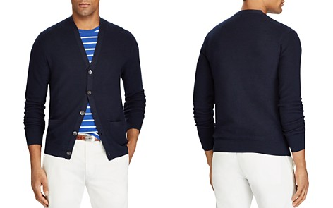 Polo Ralph Lauren Merino-Silk-Cashmere Cardigan Sweater - Bloomingdale's_2