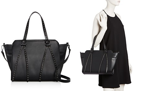 Sunset & Spring Wing Studded Satchel - 100% Exclusive - Bloomingdale's_2