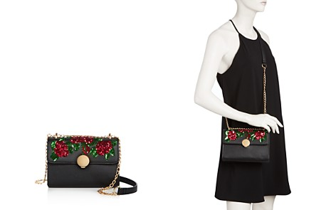 Sunset & Spring Floral Sequin Crossbody - 100% Exclusive - Bloomingdale's_2