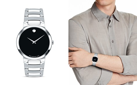 Movado Temo Watch, 38mm - Bloomingdale's_2