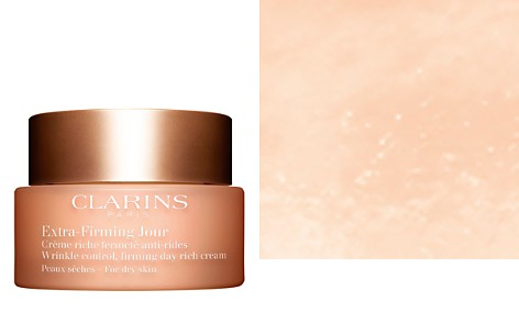 Clarins Extra-Firming Wrinkle Control Firming Day Cream for Dry Skin - Bloomingdale's_2