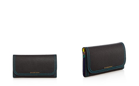 Burberry Kenton Leather Continental Wallet - Bloomingdale's_2