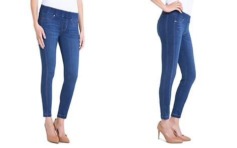 Liverpool Ankle Legging Jeans in Dunmore Dark - Bloomingdale's_2