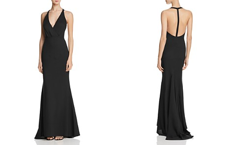Jarlo Kate T-Back Gown - 100% Exclusive - Bloomingdale's_2