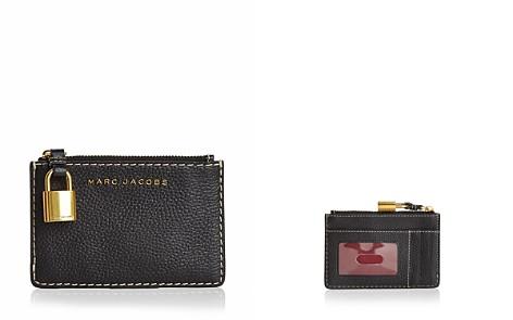 Marc Jacobs The Grind Top Zip Multi Wallet - Bloomingdale's_2