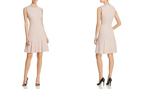 Elie Tahari Lizzie Sleeveless Fit-and-Flare Dress - 100% Exclusive - Bloomingdale's_2